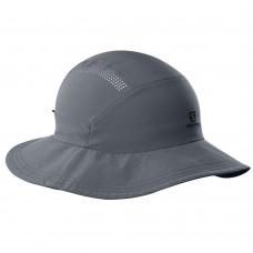 Salomon MOUNTAIN HAT |可摺疊|運動遮太陽帽|戶外