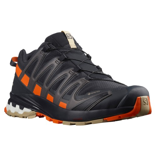 Salomon XA PRO 3D v8 GORE-TEX MS   越野跑鞋   防滑   防水   保護性強