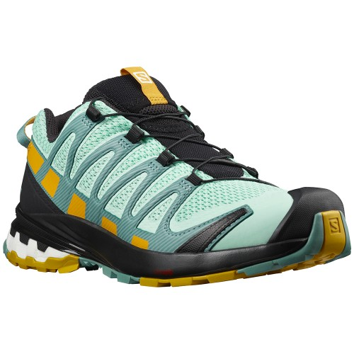 Salomon XA PRO 3D v8 WS   越野跑鞋   防滑   保護性強